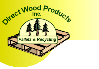 DWP of Virginia is a regional pallet and industrial recycling center located between Richmond and Newport News.