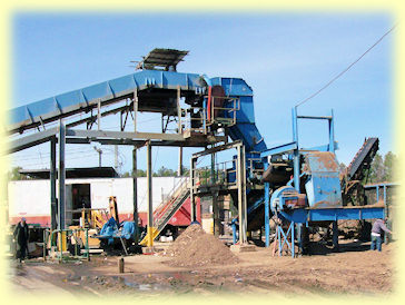Industrial wood recycling is a specialty at Direct Wood Products of Virginia!
